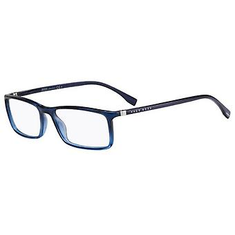 Hugo Boss 0680/N ZX9 Shaded Blue Glasses