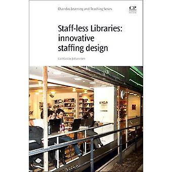 StaffLess Libraries Innovative Staff Design by Johannsen & Carl Gustav