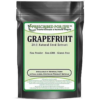 Grapefruit - 20:1 Natursamen-Extrakt Pulver