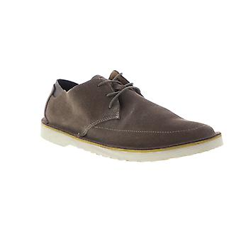 Camper Morrys  Mens Brown Suede Casual Lace Up Oxfords Shoes
