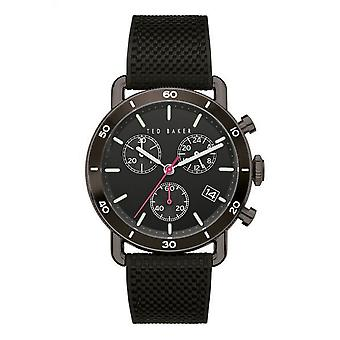 Ted Baker BKPMGF903 Men's Margarit Chronograph Black Wristwatch