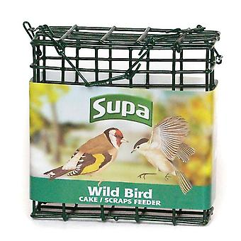 Supa Wild Bird Suet Block Feeder