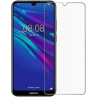 iCoverCase | Huawei Y9 2019 | 2-Pack Bildschirmschutz | Gehärtetes Glas