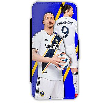 Samsung S8 Ibrahimovic Fall - Galaxy mobile Brieftasche