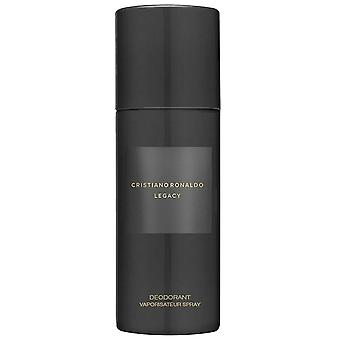 Cristiano Ronaldo Legacy Perfumed Deodorant Body Spray 150ml