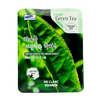 Mask sheet fresh green tea 179375 10pcs