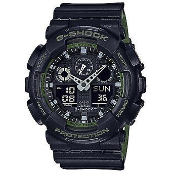 Casio G-Shock Herrenuhr GA100L-1ACR