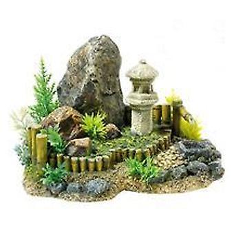 Classic For Pets Zen Garden / Pflanzen 210mm (Fische , Aquariumsdeko , Ornamente )