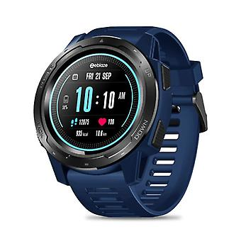 Zeblaze Vibe 5 Smartwatch Fitness Sport Activity Tracker Smartphone Watch iOS Android iPhone Samsung Huawei Blue