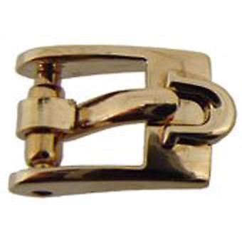 أصيلة أوميغا ساعة حزام مشبك 6mm الذهب مطلي