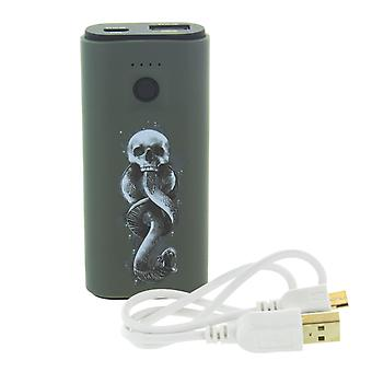 Harry Potter Death Eater Power Bank 5200mah Powerbank Portable USB Charger