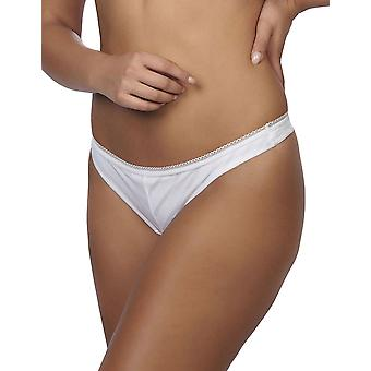 After Eden 10.35.6100-010 Women's Kammy White Panty Thong