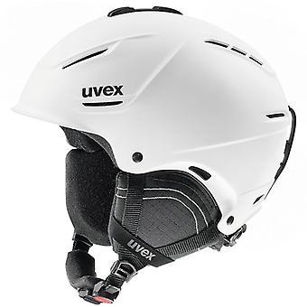 Uvex P1us 2,0 wit mat