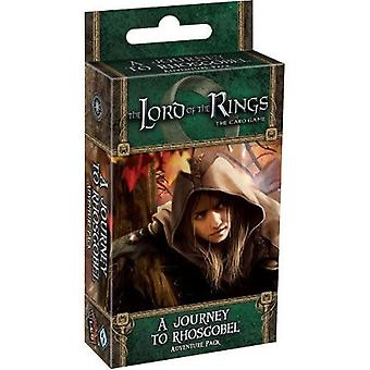 Lord of the Rings A Journey to Rhosgobel Adventure Pack kaartspel