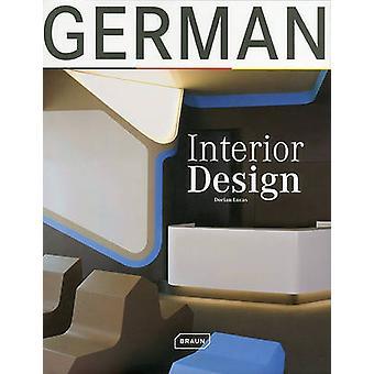 German Interior Design by Dorian Lucas - 9783037680537 Book
