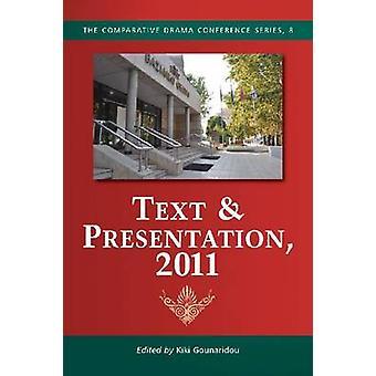 Text & Presentation - 2011 by Kiki Gounaridou - 9780786469956 Book