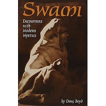 SWAMI ENCOUNTERS WITH MODERN
