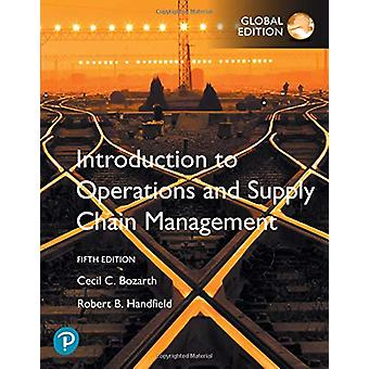 Introduction to Operations and Supply Chain Management - Global Editi