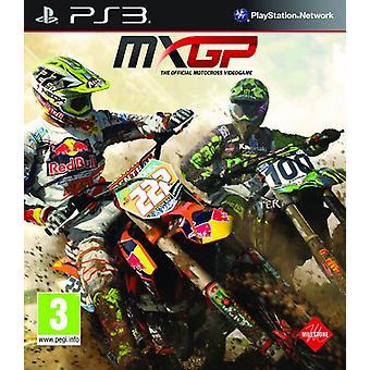 MXGP-den officielle motocross Videogame (PS3)-ny