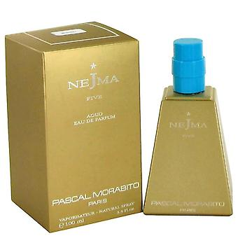 Nejma Aoud Five Eau De Parfum Spray (Tester) By Nejma 3.4 oz Eau De Parfum Spray