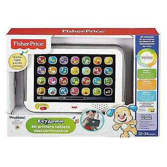 Interaktywny tablet dla niemowląt Mattel