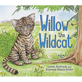Willow the Wildcat by Lynne Rickards - 9781782506300 Book
