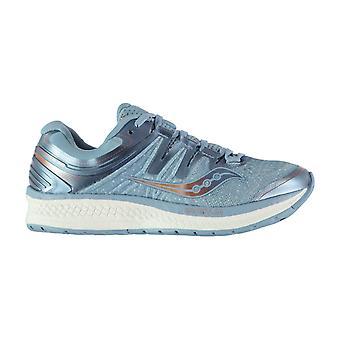 Saucony إعصار ISO 4 السيدات أحذية الجري