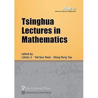 Tsinghua Lectures in Mathematics by Lizhen Ji - 9781571463722 Book