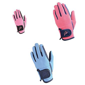 Hy5 Children/Kids Every Day Two Tone Riding Gloves