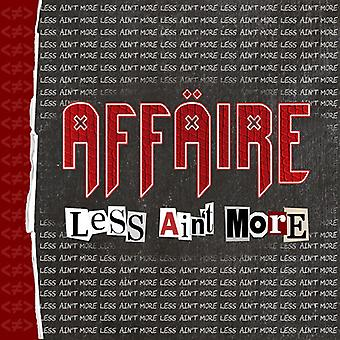 Less Ain't More [CD] USA import