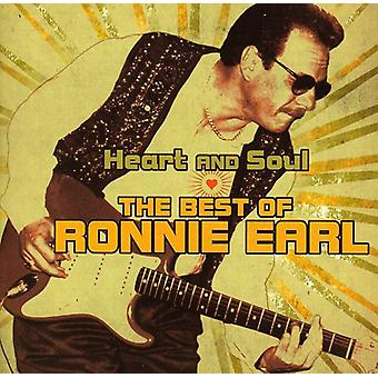 Ronnie Earl - Heart & Soul: Best of Ronnie Earl [CD] USA import