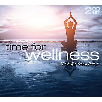Various Artist - Time for Wellness [CD] USA import
