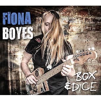 Fiona Boyes - Box & Dice [CD] USA import