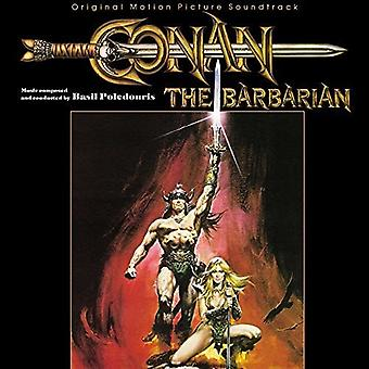Basil Poledouris - Conan the Barbari(LP [Vinyl] USA import