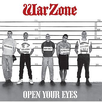 Warzone - Open Your Eyes [CD] USA import
