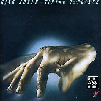 Hank Jones - Tiptoe Tapdance [CD] USA import