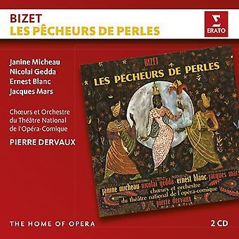 Bizet / Dervaux, Pierre - Les Pecheurs De Perles [CD] USA import