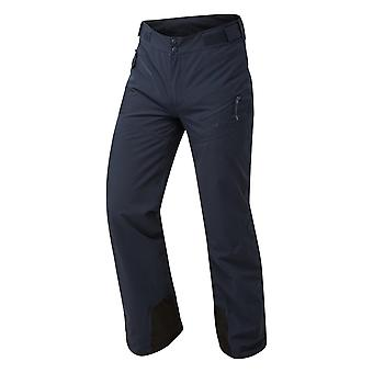 The Edge Men's Vail Stretch Salopettes Navy