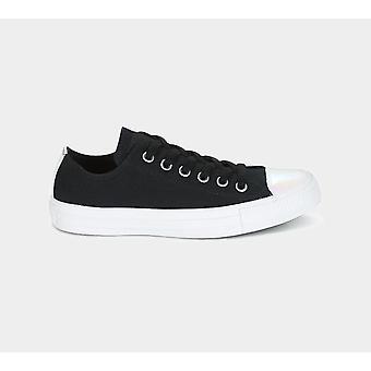 Converse Ctas Ox Musta/Musta/Valkoinen Naiset'S 558007C Kengät Saappaat