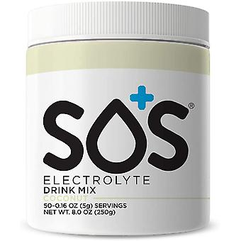 SOS Hydratácia Elektrolyt nápoj prášok Hydratácia Mix - 50 podávame vaňa - kokosový orech