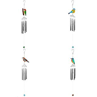 Something Different British Birds Windchime