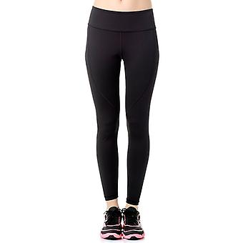 Jerf Womens La Jolla Black Performance Leggings