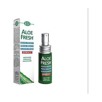 Aloe Fresh Fresh Breath Spray 15 ml