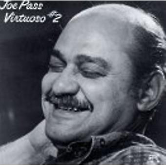 Joe Pass - Virtuoso No. 2 [CD] USA import