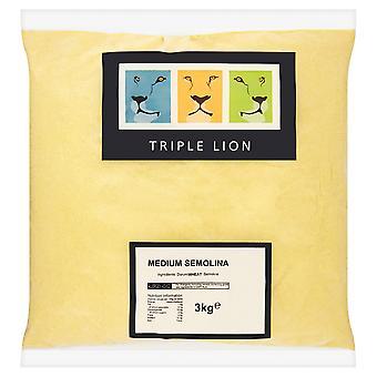 Triple Lion Semolina
