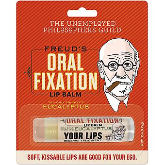 Lip Balm - Freud's Oral Fixation - Peppermint Flavor New 5319
