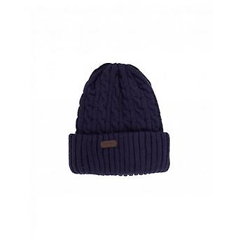 Barbour Balfron Cablu Knit Beanie Hat