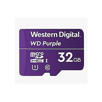Western Digital Wd Purple 32Gb Microsdxc Card