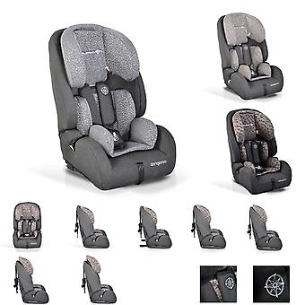 Cangaroo child seat Survivor with Isofix group 1/2/3 (9 - 36 kg) 1 to 12 years