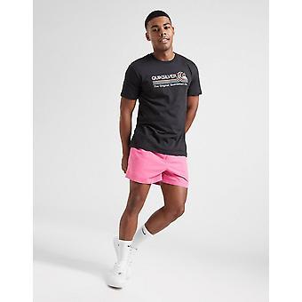 New QUIKSILVER Men's Everyday Swim Shorts Pink